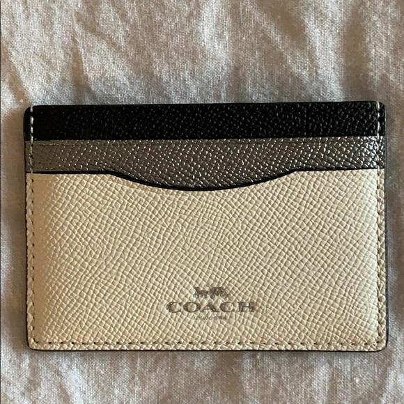 a34bb79447 Coach Card Case